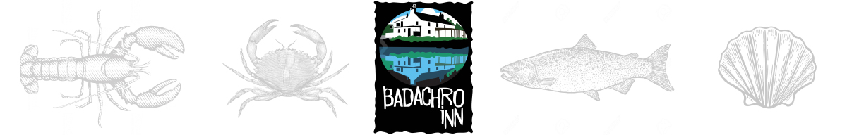 The Badachro Inn Logo